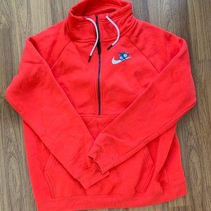 Floral Nike sweatshirt